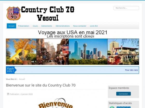 countryclub70.fr