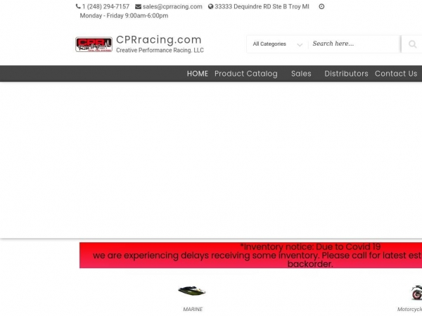 cprracing.com