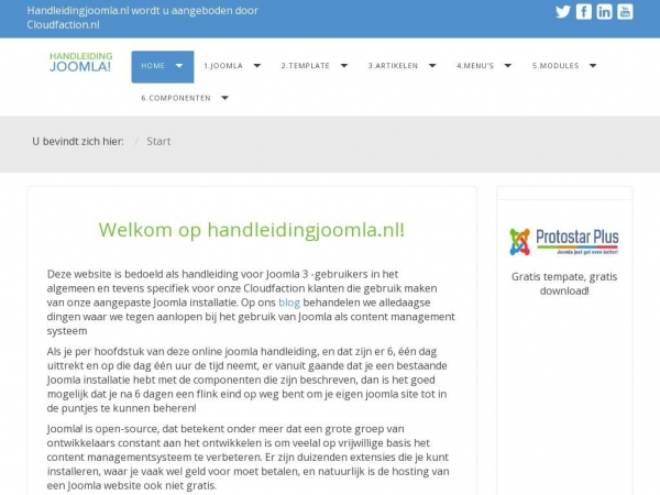 handleidingjoomla.nl