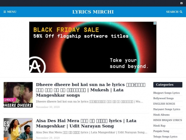 lyricsmirchi.com