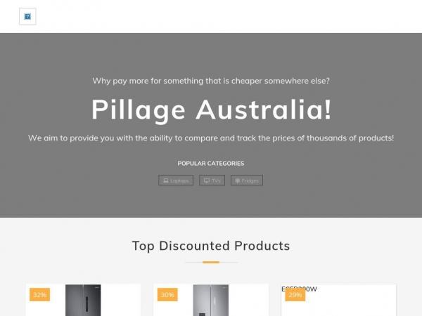 pricepillage.com