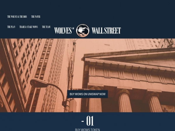 wolvesofwallstreet.finance